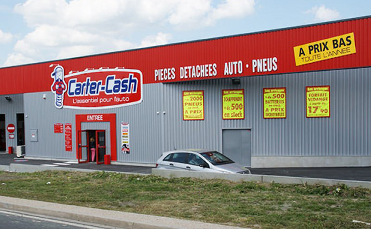 carter cash lomme