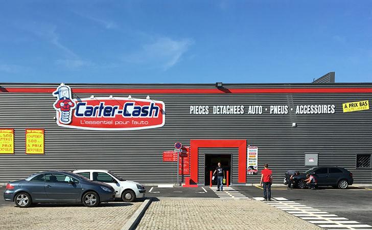 Carter cash dunkerque