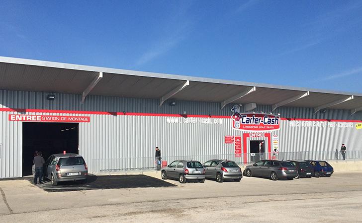 Ouverture d'un magasin Carter-Cash à Chalezeule (25)