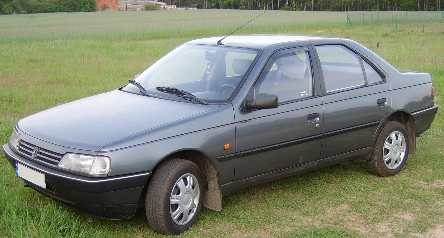 La Peugeot 405 à 30 ans !