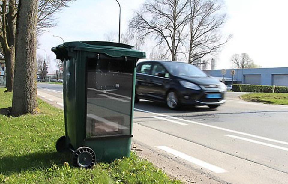 La Belgique met ses radars à la poubelle !