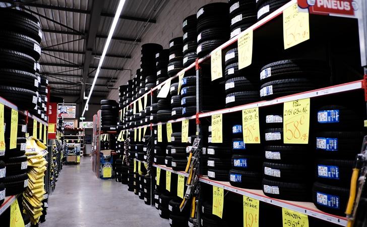 Arrivage de pneus Hankook en magasin