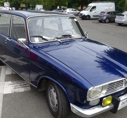Visite d'une Renault 16 TS en magasin