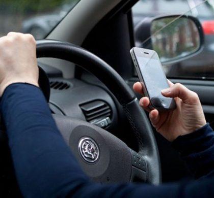 Téléphone au volant : vers la suspension de permis…