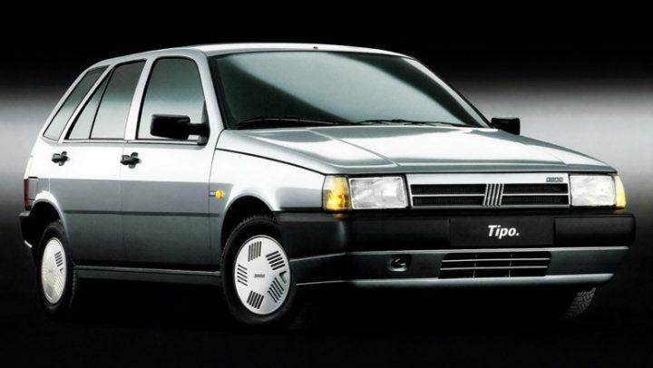 La Fiat Tipo a 30 ans !