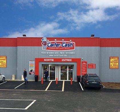 Ouverture d'un magasin Carter-Cash à Brie-Comte-Robert (77170)