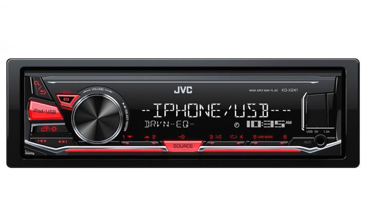 10€ remboursés pour tout achat d'un JVC KD-X252 et KD-X351BT