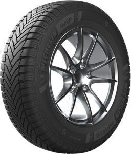 Pneu Michelin Hiver Alpin6 en 205/55R16 91T