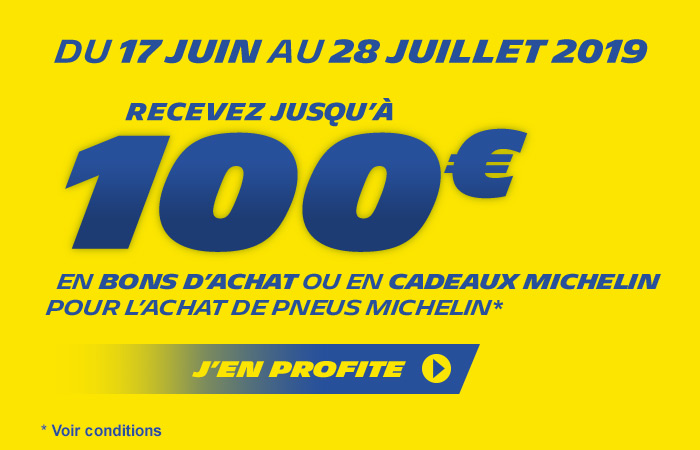 Opération nationale Michelin et Carter-Cash