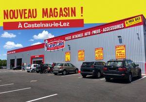 Carter-Cash Castelnau-le-Lez