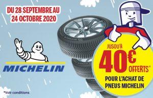 Opération Michelin x Carter-Cah