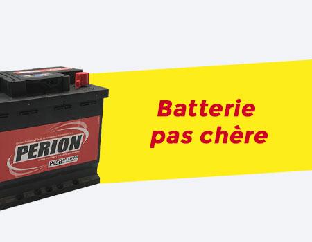 batterie pas chere