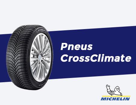 pneu michelin crossclimate