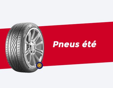 pneu été