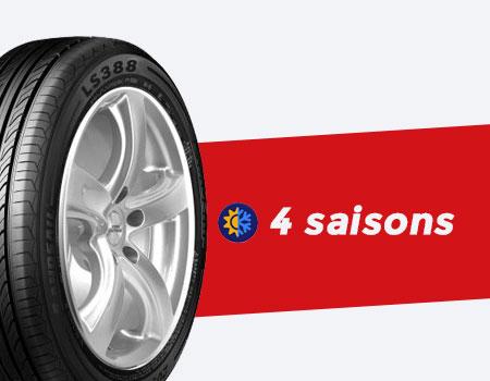 pneu premier prix 4 saisons