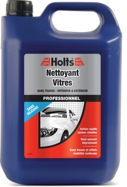 Nettoyant vitres prof 5 litres Holts