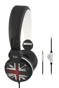 """CASQUE KIT MAINS LIBRES BE COLOR ""VIP"" LONDON"