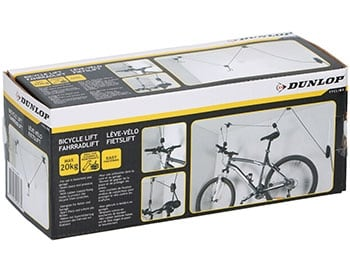 Lève-vélo maximum 20 kg Dunlop