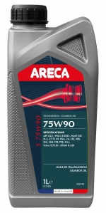 Huile Areca 75W90 synthetic HD 1 litre